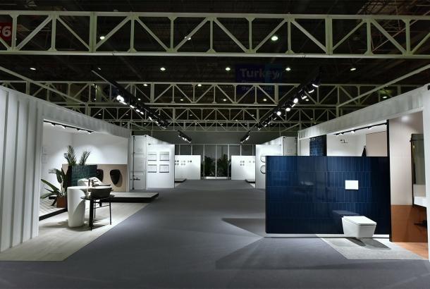 VitrA ve Artema'nın En Yeni Ürünleri, UNICERA'da Sergilendi