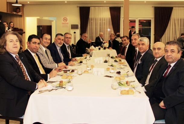 TİMFED Yönetim Kurulu İstanbul'da Buluştu!