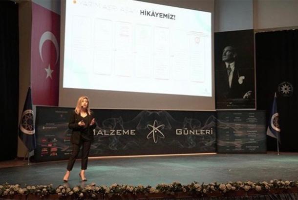 Yurtbay Seramik, YTÜ ''Malzeme Günleri''nde Geleceğin Mühendisleriyle Buluştu