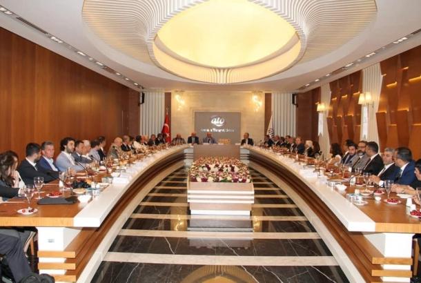 TİMFED Yönetim Kurulu Toplantısı