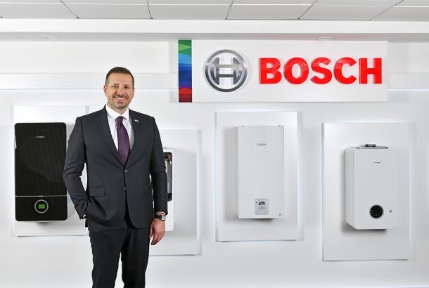 Kıvanç Arman, Bosch Termoteknik Türkiye'nin Satış Genel Müdürü Oldu