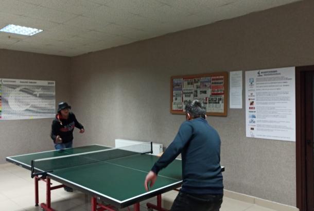 KONTİMDER Geleneksel 4. Masa Tenisi Turnuvası Başladı.