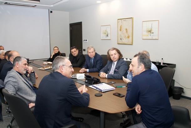 TİMDER Yönetim Kurulu, DemirDöküm'ü Ziyaret Etti