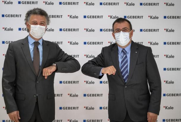 İki Küresel Marka Kale ve Geberit'ten Güçlü İş Birliği