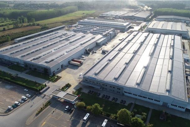 DAIKIN 'Yeşil Fabrika'sında Kendi Enerjisiyle Çevreci Üretim Yapıyor