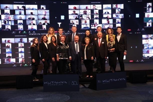 NG Kütahya Seramik Yükselen Değerler Ödül Töreni Online Üzerinden Rekor Katılımla Gerçekleşti
