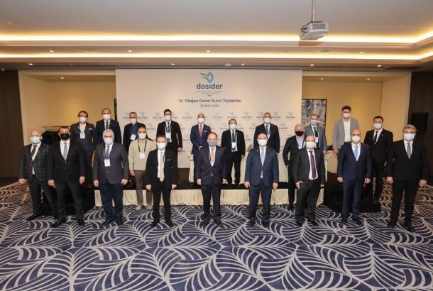 DOSİDER'in, 14. Olağan Genel Kurul Toplantısı Gerçekleşti