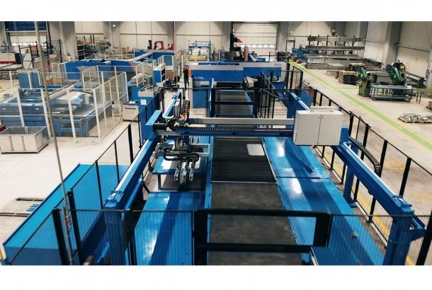 Systemair HSK'nın Kalitesi  Güvenli Üretim Belgesi ile Tescillendi
