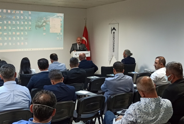 KONTİMDER 4. Olağan Genel Kurul Toplantısı dernek merkezinde gerçekleştirildi.