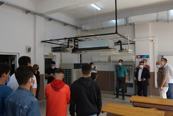 Bosch Termoteknik Akademi, Eğitime Destek Vermeye Devam Ediyor