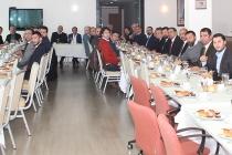 TİMFED Yönetim Kurulu Pakpen'i Ziyaret Etti