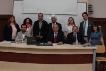 TİMDER Yönetim Kurulu İstanbul Üniversitesi'ni Ziyaret Etti