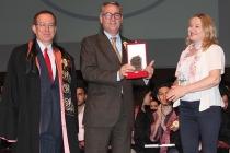 TİMDER Yönetim Kurulu'na İstanbul Üniversitesi'nden Teşekkür