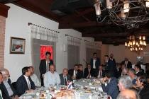 TİMDER Yönetim Kurulu TİMKODER İftarı İçin Ankara'da