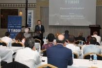TİMDER  Ekonomi Sohbetleri'nde Yazar Mehmet Uğur Civelek'i Ağırladı