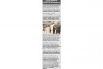 Ekonomi Gazetesi: Dünya Pazarları UNICERA'da Buluşuyor