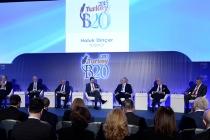 Küresel ekonominin aktörleri B 20 toplantısında buluştu