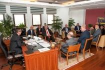 TİMKODER Altındağ Belediye Başkanı'nı Ziyaret Etti