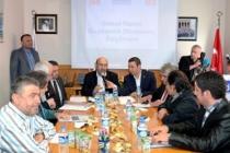 TİMKODER 'in 20.Olağan Genel Kurul Toplantısı Yapıldı