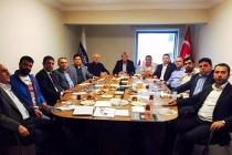 Yeni Yönetim Kurulu Toplantısı yapıldı