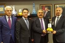 KONTİMDER Yönetim Kurulu, Konya Milletvekillerini ziyaret etti.