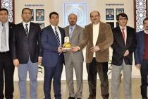 KONTİMDER Yönetim Kurulu Üyeleri Makine Mühendisleri Odası Konya Şubesi'ni ziyaret etti.