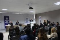 Karatay Üniversitesi Sektör Danışmanlığı Projesi Toplantısı, derneğimizin konferans salonunda gerçekleşti.