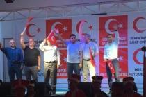 Türk iş dünyası olarak devletimizin ve milletimizin yanındayız...