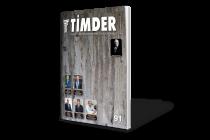 TİMDER Dergisi 91. Sayısı Yayınlandı