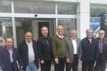 KARTİMDER Yönetimi Üyelerini ziyaret etti
