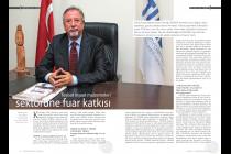 Türkiye İMSAD Dergisi; Tesisat İnşaat Malzemeleri Sektörüne Fuar Katkısı