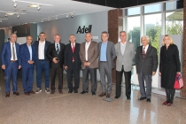 TİMDER Yönetim Kurulu Adell'i Ziyaret Etti
