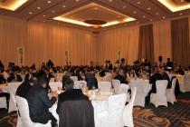 KONTİMDER 1. Kuruluş Yıldönümü Yemeği Konşa Rixos Otel'de yapıldı