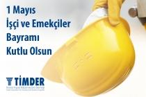 1 Mayıs İşçi ve Emekçiler Bayramı Kutlu Olsun