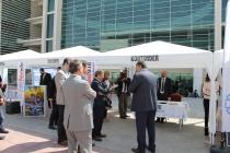 KTO Karatay Üniversitesi 2. Kariyer ve Gelişim Zirvesi'ne KONTİMDER Başkanı Osman Başaran ve üyelerimiz katıldı.
