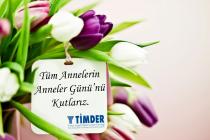 Tüm Annelerin Anneler Günü'nü Kutlarız...