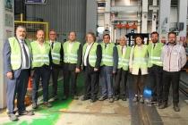 TİMDER Yönetim Kurulu Warmhaus Üretim Tesislerini Ziyaret Etti