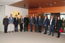 TİMDER Yönetim Kurulu Eczacıbaşı Topluluğu'nu Ziyaret Etti