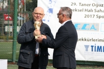 29. Geleneksel Taner Oğuz - TİMDER Halı Saha Futbol Turnuvası Şampiyonu Belli Oldu!