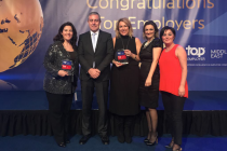 Saint Gobain Türkiye'de En İyi İşveren Ödülünü Alan Şirketler Arasında Yer Aldı