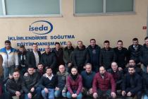 Baymak Türkiye Genelinde Tüm Servis Personelinin F-Gaz Belgelerini Tamamlıyor