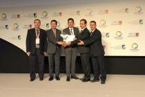Borusan Mannesmann'a Enerji Bakanlığı'ndan Enerji Verimliliği Birincilik Ödülü
