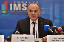 """Bilim, Sanayi ve Teknoloji Bakanı Dr. Faruk Özlü: """"İnşaat Sektöründe Hedefimiz Tüm Dünyadır. Sanayicilerimizden Ciddi Bir Farkındalık ve Katkı Bekliyoruz"""""""