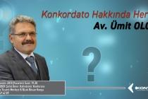 KONKORDATO HAKKINDA HER ŞEY