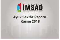 Türkiye İMSAD Kasım 2018 Sektör Raporu Açıklandı