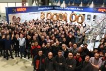 Bosch Termoteknik'ten 8 Milyon Kombi