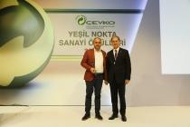 Kaleseramik'e ÇEVKO'dan Tasarruf Ödülü