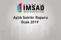 Türkiye İMSAD Ocak 2019 Sektör Raporu Açıklandı