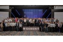 Geberit 7.Kez İş Ortaklarıyla Buluşarak 2019 Hedef ve Stratejilerini Paylaştı