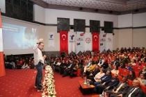 TİMKODER'İN BU HAFTAKİ KONUĞU AHMET ŞERİF İZGÖREN OLDU